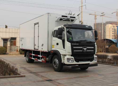 福田瑞沃国五冷藏车(9米5)