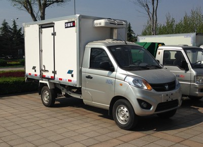 国五福田伽途冷藏车(2米8)