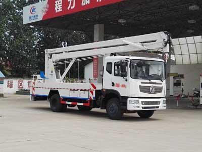 国五东风18-22米高空作业车