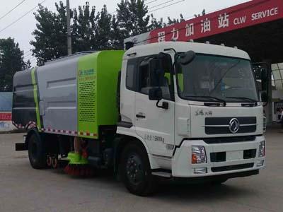 国五东风天锦道路清扫车