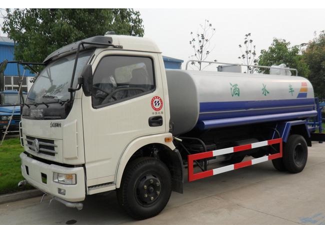6方(吨)东风凯普特绿化喷洒车(国五)