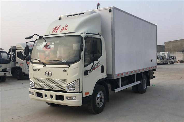 解放虎VH 5.2米冷藏车