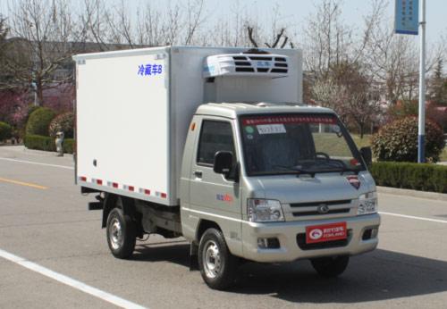 福田小型冷藏车(2米6)