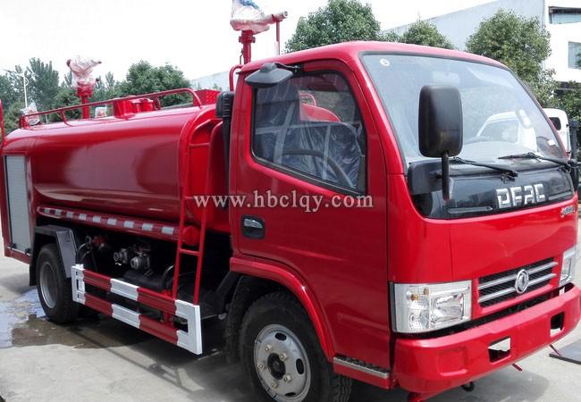 4方(吨)东风小多利卡『消防洒水车』(国五)