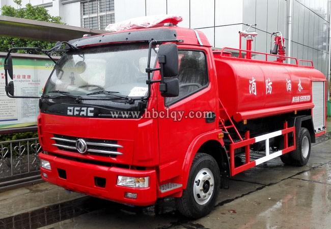 6方(吨)东风多里卡『消防洒水车』