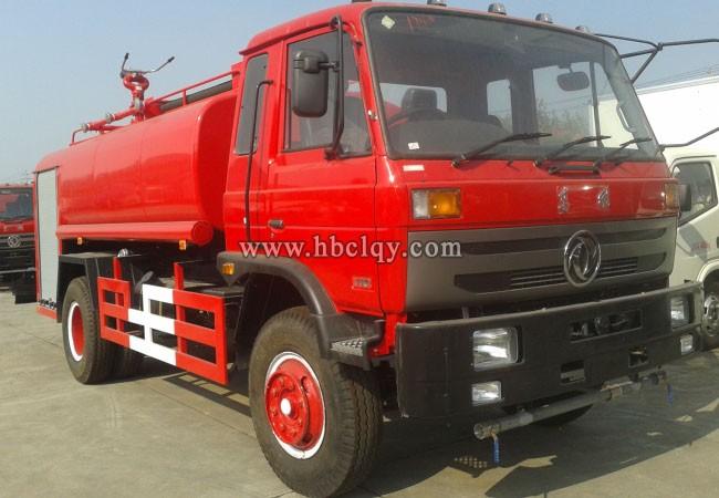 8方(吨)东风平头『消防洒水车』