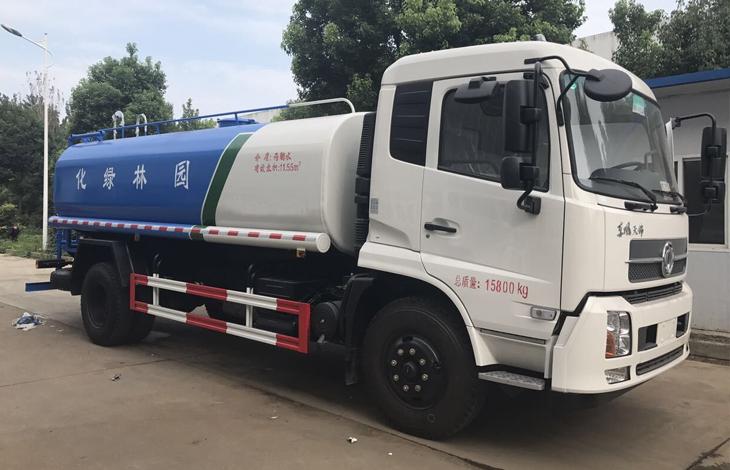 12方(吨)东风天锦洒水车(国五)