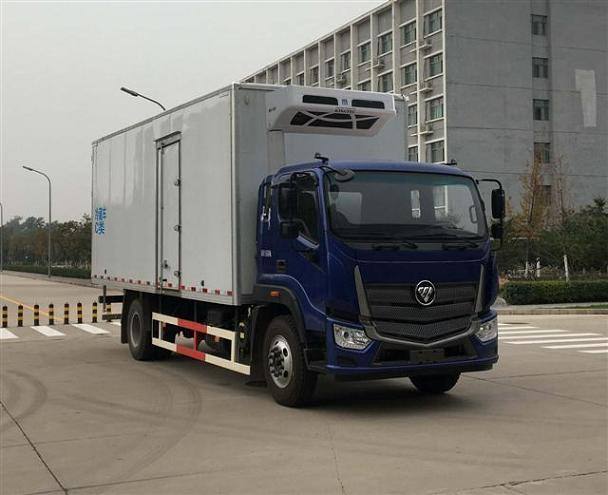 福田欧马可S5冷藏车(5米9/6米6)