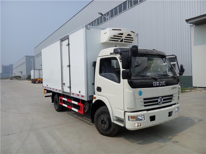 东风多利卡冷藏车(5米)
