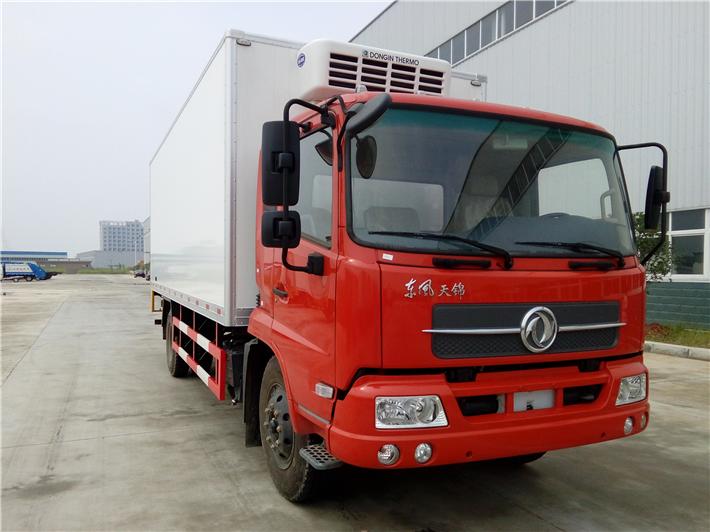 东风天锦冷藏车(6米1/6米5)