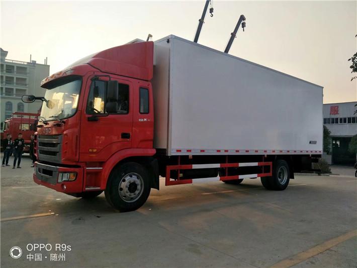 江淮格尔发冷藏车(6米8)