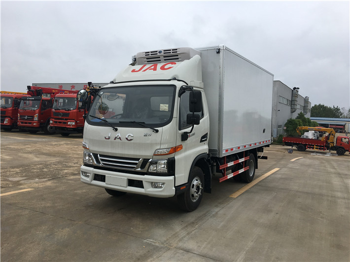 江淮骏铃V5/V6冷藏车(4米2)